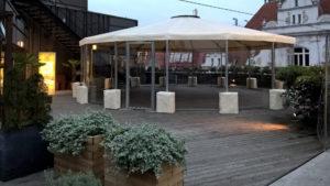 Výroba a ponájem stanů - Kunovský